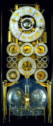 Photo of Rasmus Sørnes' 4th clock
